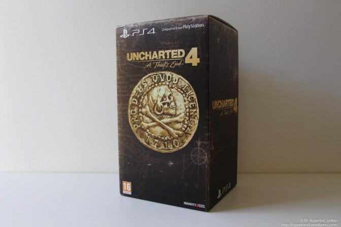 15 - Uncharted 4 - Libertalia Collector Edition - 1