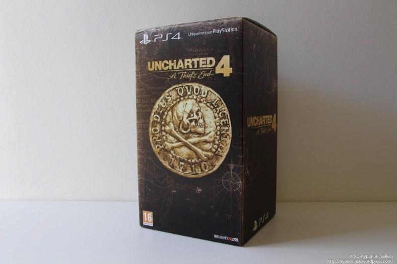 15 - Uncharted 4 - Libertalia Collector Edition - 1