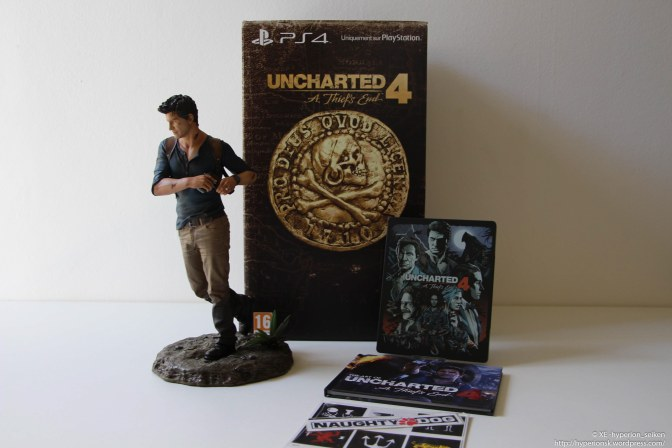 15 - Uncharted 4 - Libertalia Collector Edition - 2