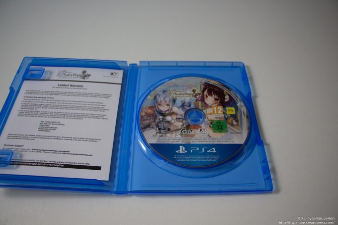 Atelier Sophie - Limited Edition - PS4-13