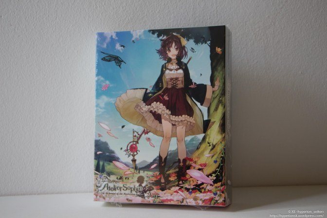 Atelier Sophie - Limited Edition - PS4-2