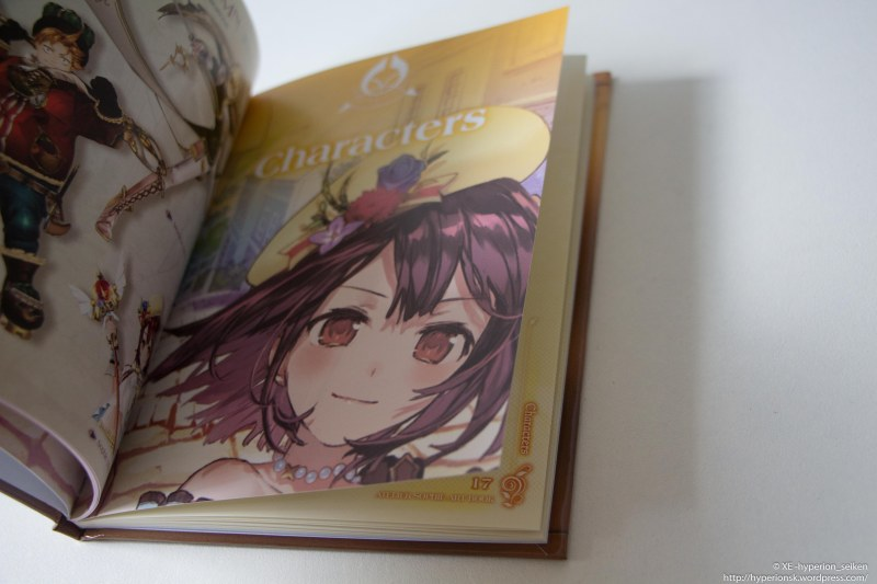 Atelier Sophie - Limited Edition - PS4-23