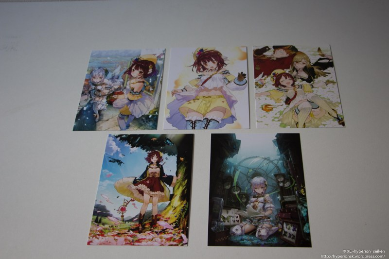 Atelier Sophie - Limited Edition - PS4-27