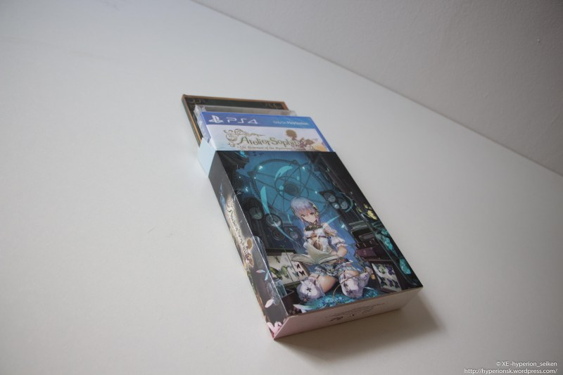 Atelier Sophie - Limited Edition - PS4-8