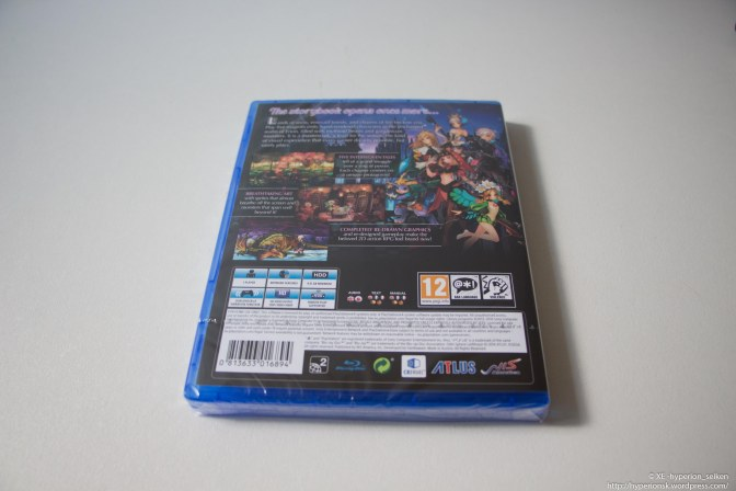 Odin Sphere Leifthrasir PS4 Storybook Edition-12
