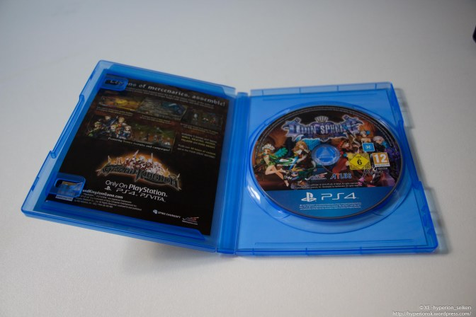 Odin Sphere Leifthrasir PS4 Storybook Edition-13