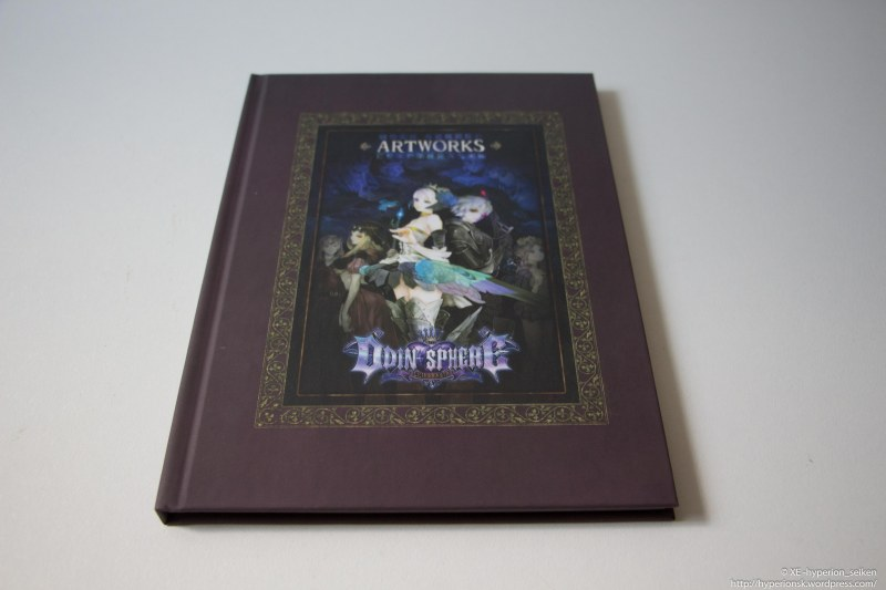 Odin Sphere Leifthrasir PS4 Storybook Edition-19