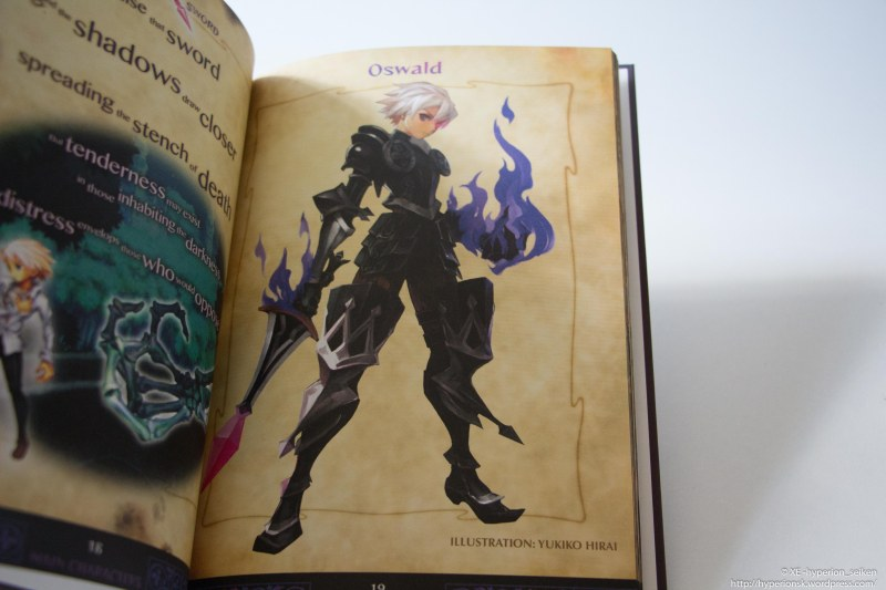 Odin Sphere Leifthrasir PS4 Storybook Edition-22