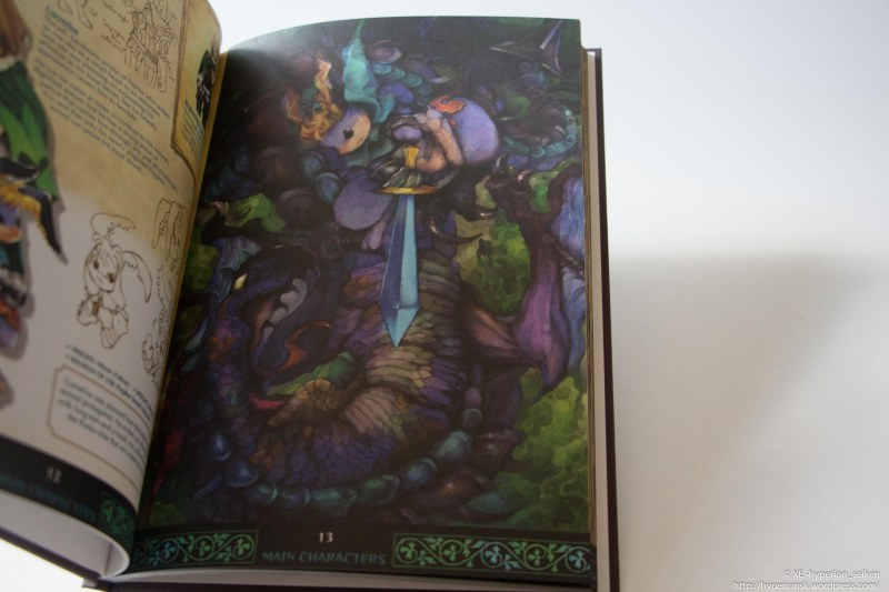 Odin Sphere Leifthrasir PS4 Storybook Edition-23