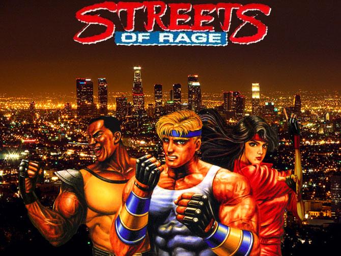 01 - Street of Rage - 01