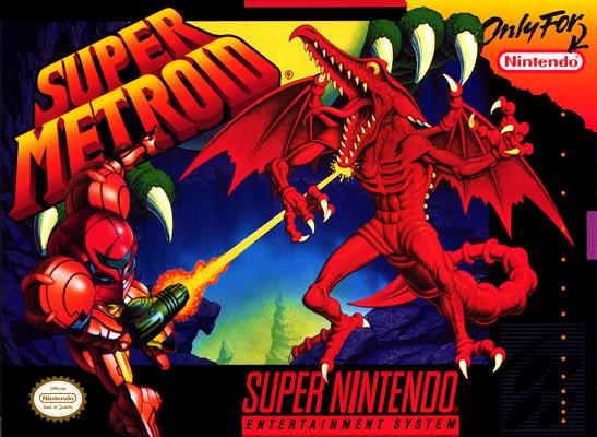 01 - Super Metroid 01