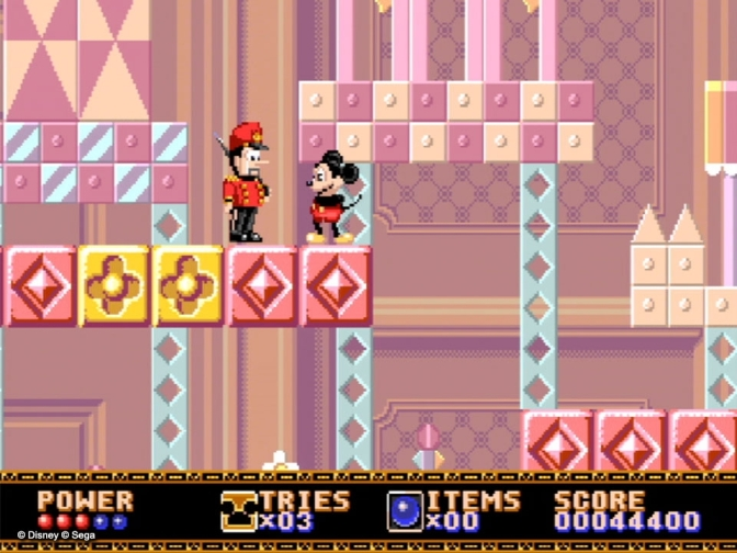 02 - Mickey Mouse Castle of Illusion - 00