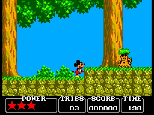 02 - Mickey Mouse Castle of Illusion 02