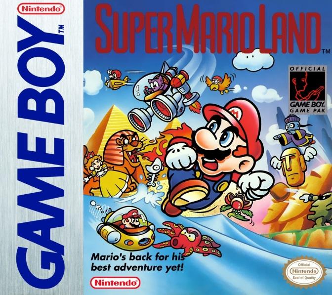 03 - Super Mario Land - 01
