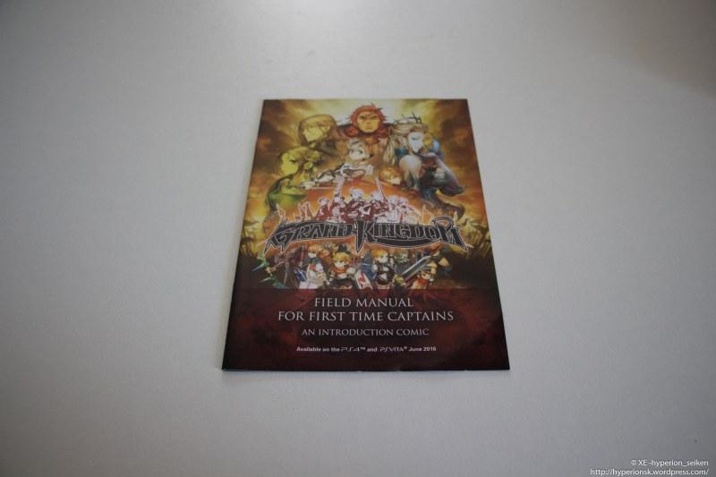 Grand Kingdom - Grand Edition PS4-3