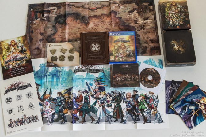 Grand Kingdom - Grand Edition PS4-41