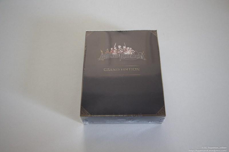 Grand Kingdom - Grand Edition PS4-5