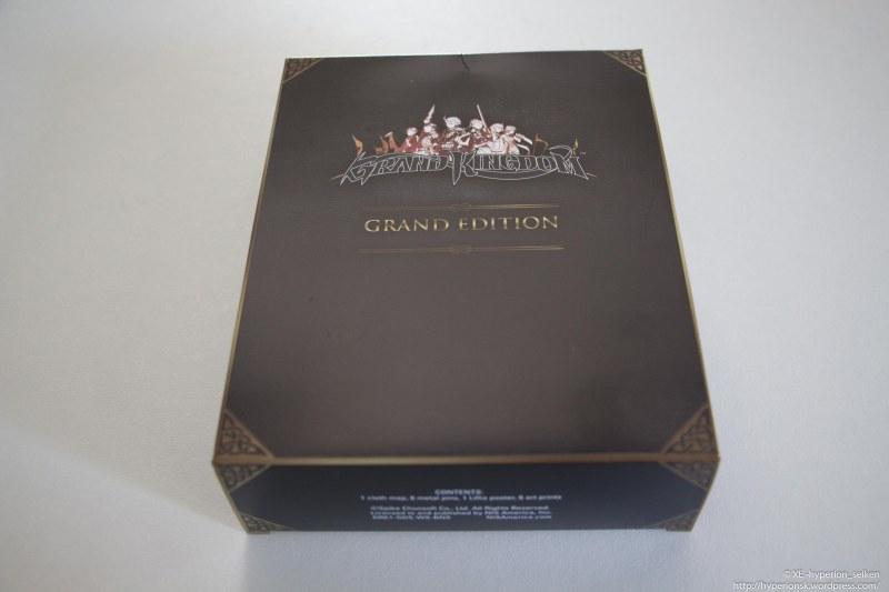 Grand Kingdom - Grand Edition PS4-6
