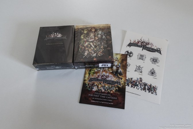 Grand Kingdom - Grand Edition PS4