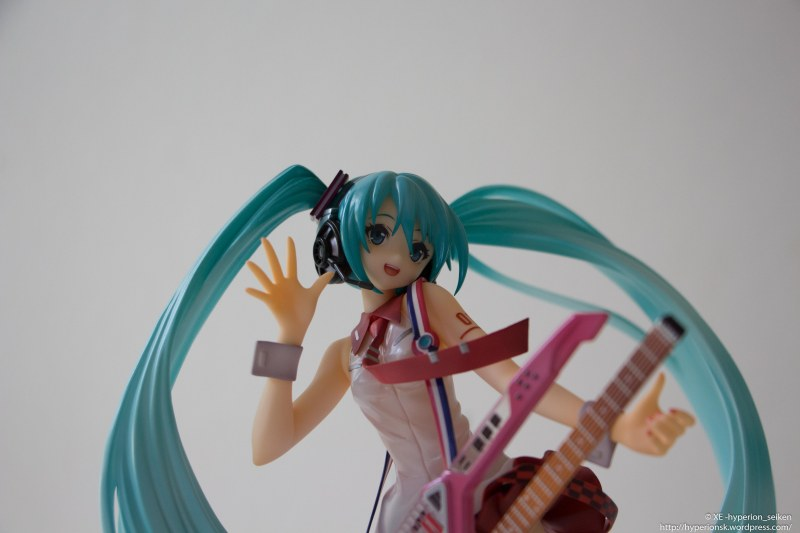 Hatsune Miku Figure Greatest Idol GoodSmile Company-12
