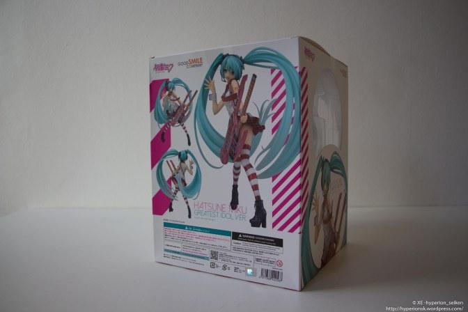 Hatsune Miku Figure Greatest Idol GoodSmile Company-3