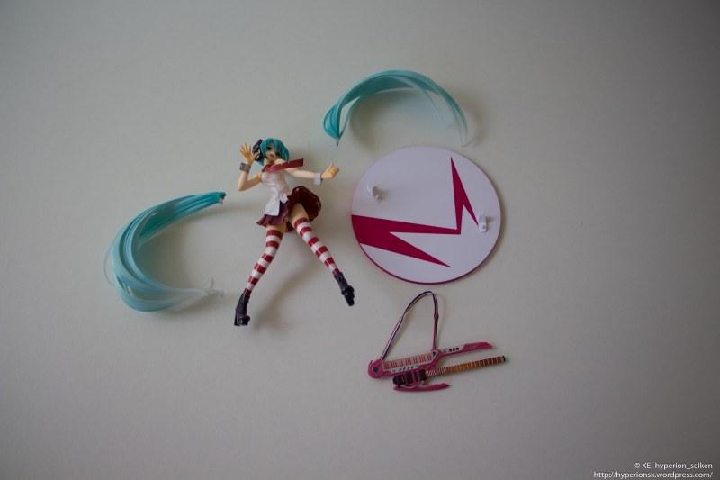 Hatsune Miku Figure Greatest Idol GoodSmile Company-8