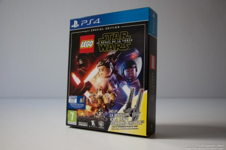 Lego Star Wars le Reveil de la Force PS4