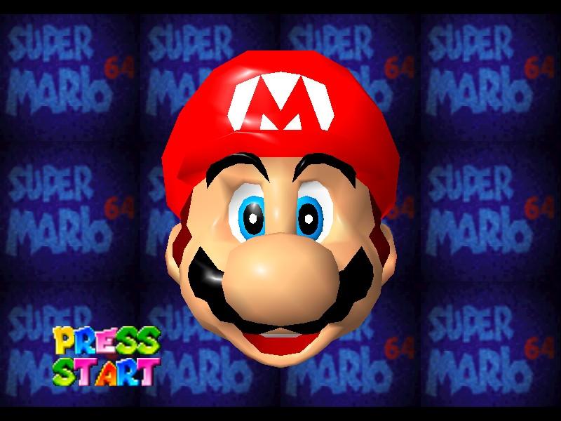 01 - Super Mario 64 - 01