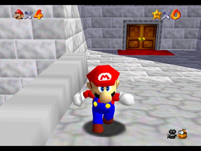 01 - Super Mario 64 - 02