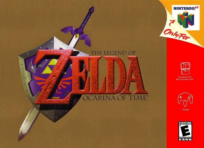 02 - Zelda Ocarina of Time - 01