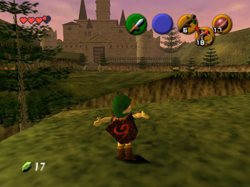 02 - Zelda Ocarina of Time - 02