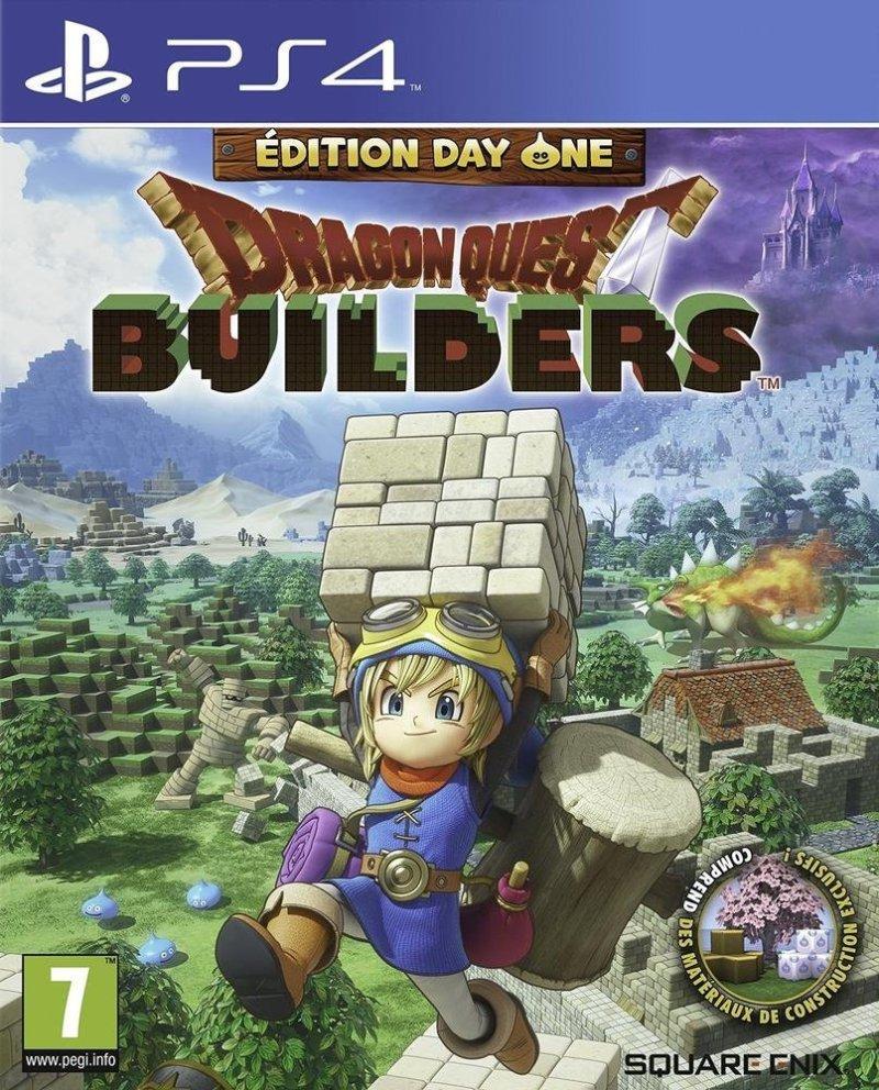 10-14-2016 - Dragon Quest Builders