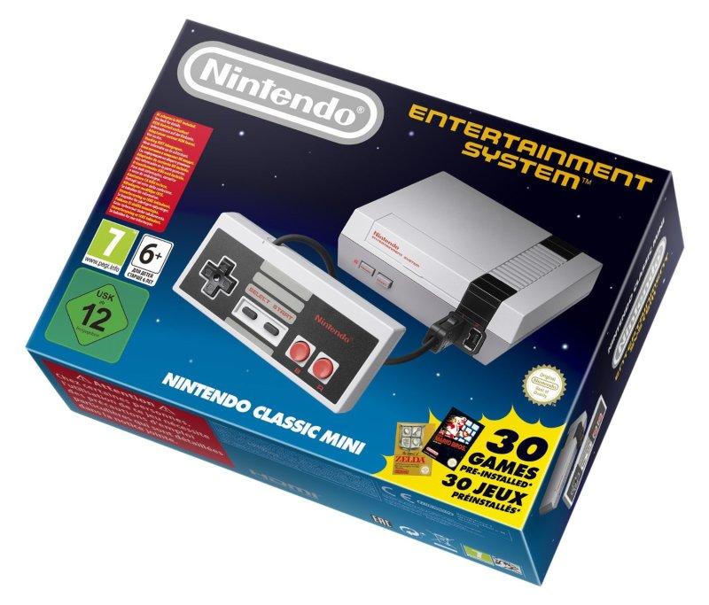11-12-2016 - Nintendo NES Classic Mini
