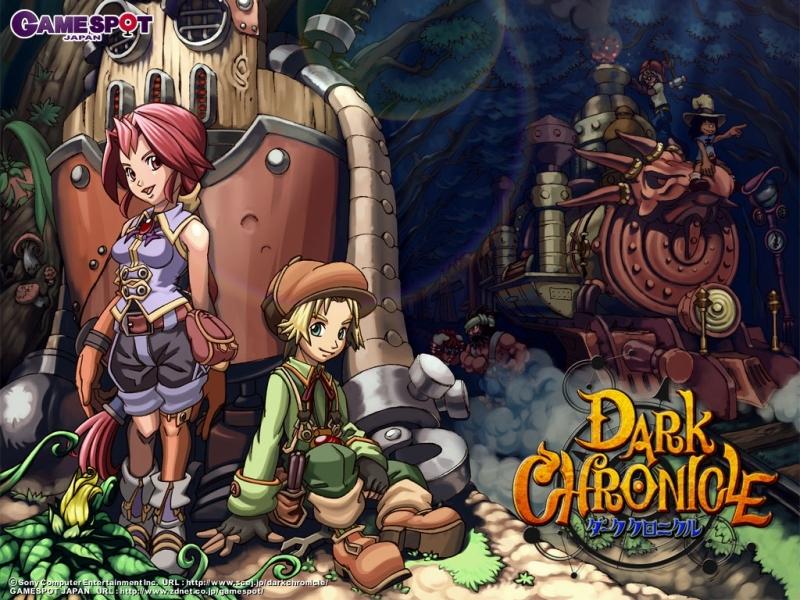 Dark Chronicles 00