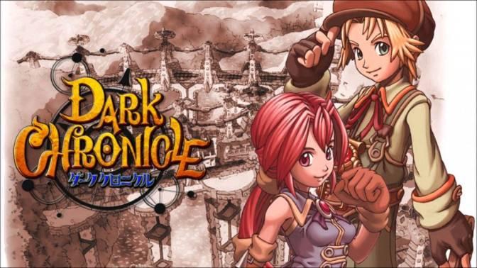 Dark Chronicles 01