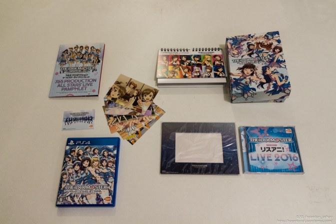 IdolMaster - Platinum Stars - Platinum Box Limited Edition - PS4-23