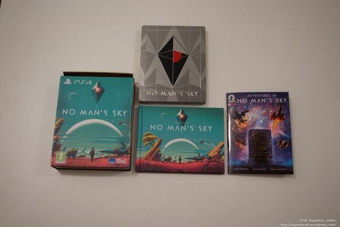 No Man's Sky - Edition Limitée - PS4-19