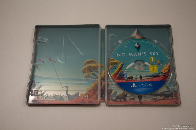 No Man's Sky - Edition Limitée - PS4-8