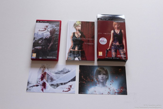 Parasite Eve 3 - The Third Birthday - PSP-18