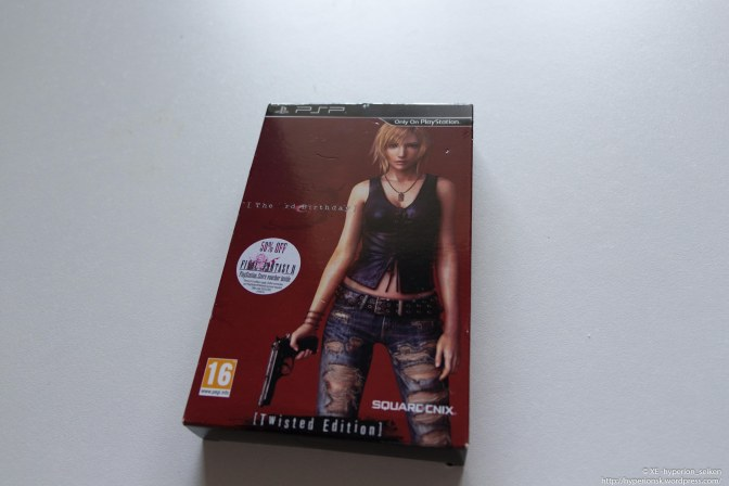 Parasite Eve 3 - The Third Birthday - PSP-3