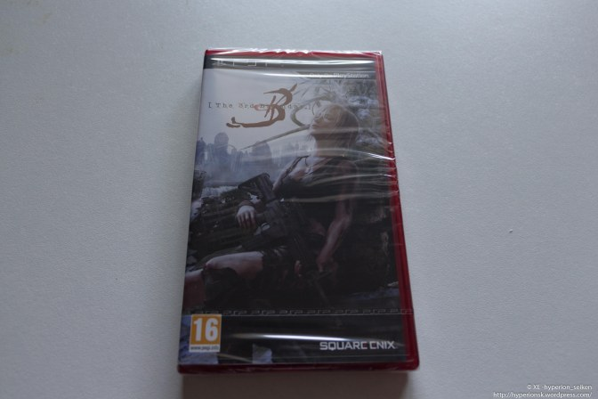 Parasite Eve 3 - The Third Birthday - PSP-5
