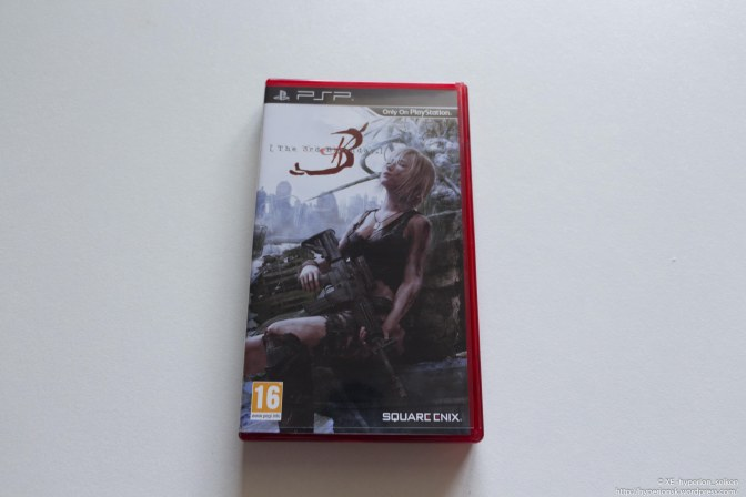 Parasite Eve 3 - The Third Birthday - PSP-6