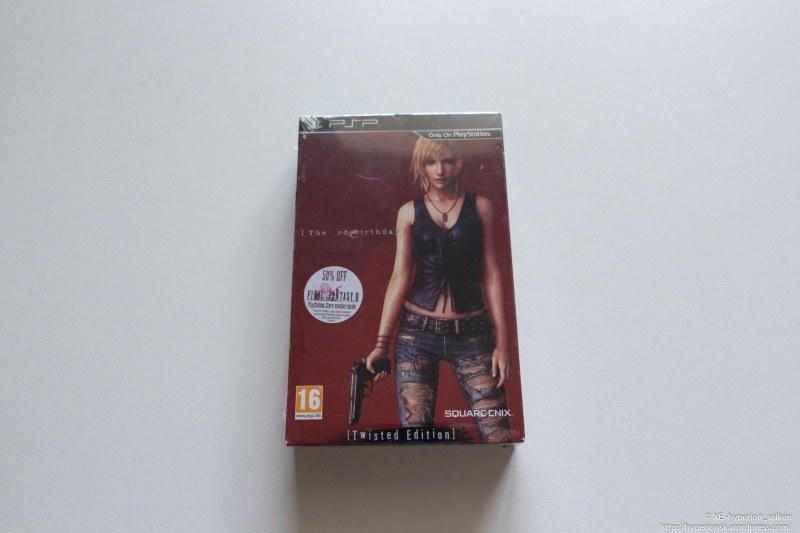Parasite Eve 3 - The Third Birthday - PSP