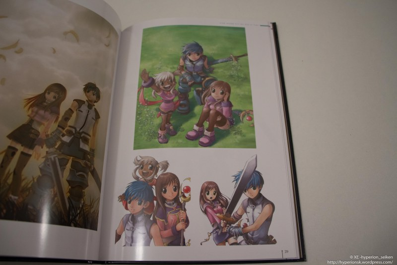 Star Ocean - Edition Collector - PS4-12