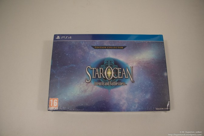 Star Ocean - Edition Collector - PS4-2