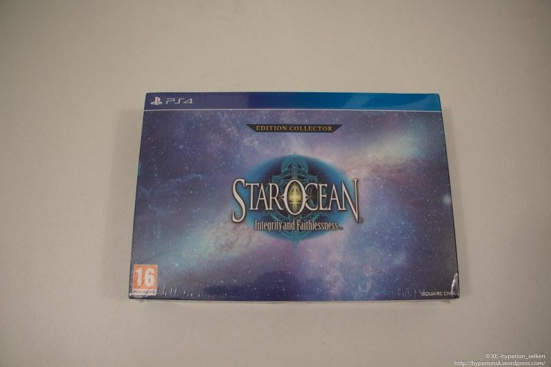 Star Ocean - Edition Collector - PS4-2