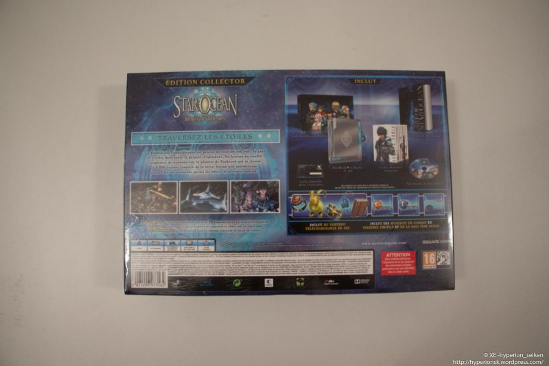 Star Ocean - Edition Collector - PS4-3