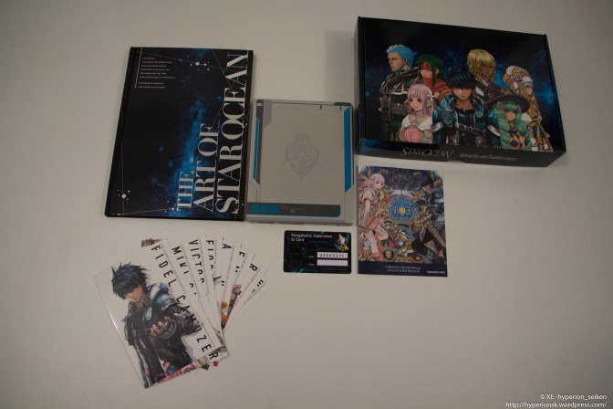Star Ocean - Edition Collector - PS4-32