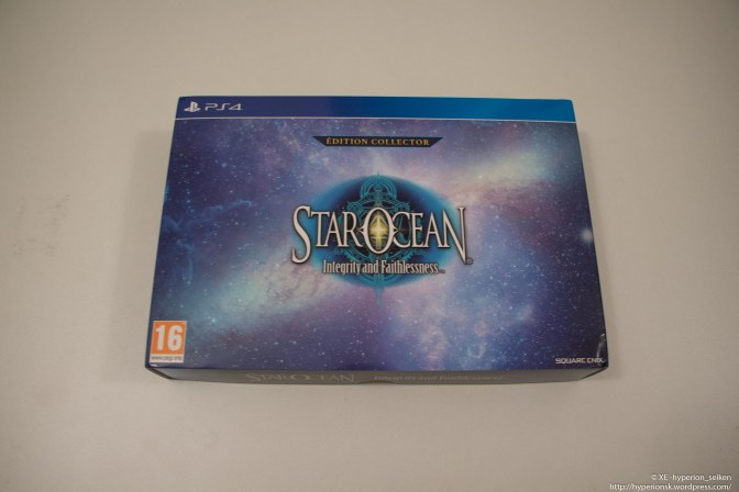 Star Ocean - Edition Collector - PS4-4
