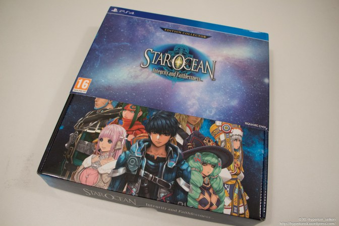 Star Ocean - Edition Collector - PS4-6